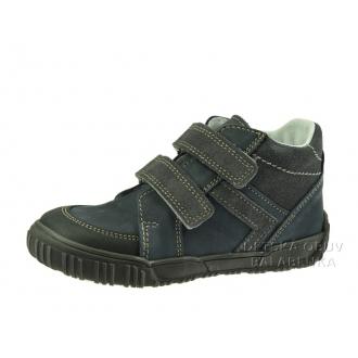 Dětské celoroční boty Boots4U T217V Flag
