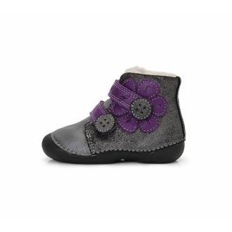 Dětské zimní boty DDstep 015-129A