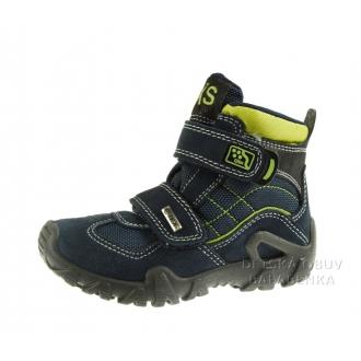 Dětské celoroční boty Ciciban 778301 Sport Navy
