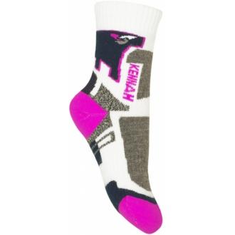 Dětské lyžařské ponožky KENNAH