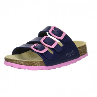 Dětské pantofle Superfit 2-00113-82