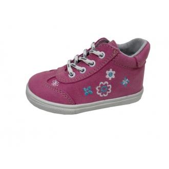 Dětské celoroční boty Jonap 011/M Kytka