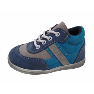 Dětské celoroční boty Jonap 051 Light Modro/Tyr
