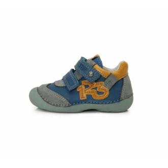 Dětské celoroční boty DDStep 015-137A