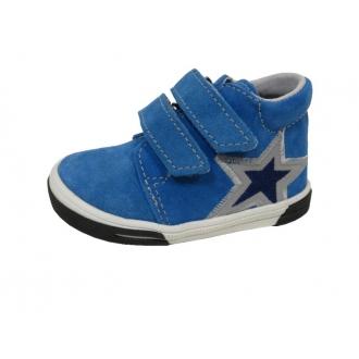 Dětské celoroční boty Jonap 022/SV Hvězda