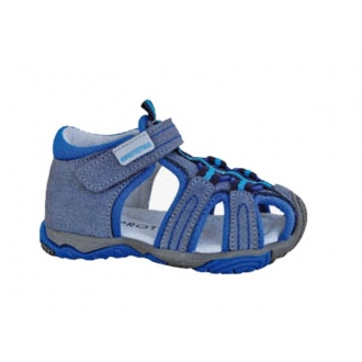 Dětské sandály Protetika SID grey