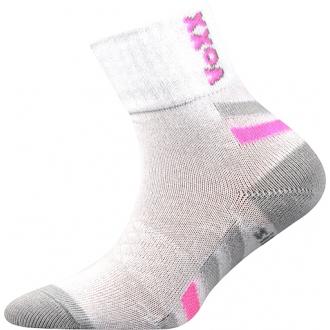 Dětské ponožky Voxx Maik bílá