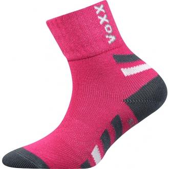 Dětské ponožky Voxx Maik magenta