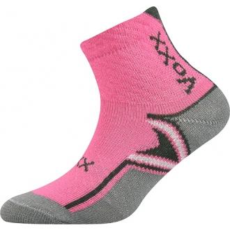 Dětské ponožky Voxx Neoik magenta