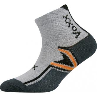 Dětské ponožky Voxx Neoik sv.šedá