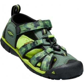 Dětské sandály Keen SEACAMP Duck Green/Greenery