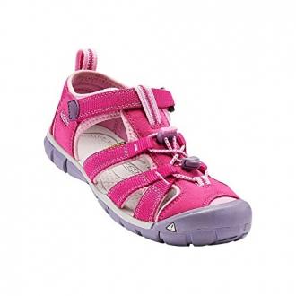 Dětské sandály Keen SEACAMP Berry/Lilac Chiffon