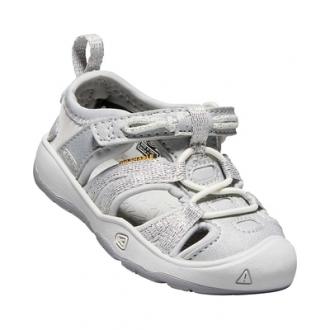 Dětské sandály Keen Moxie Sandal Silver