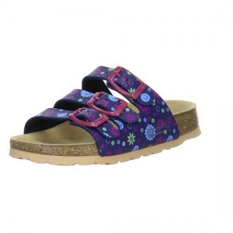 Dětské pantofle Superfit 8-00113-81
