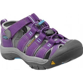 Dětské sandály Keen Newport Purple magic/Blue grotto