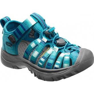 Dětské sandály Keen Whisper Raya Caribbean sea
