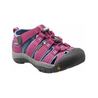 Dětské sandály Keen Newport Dahlia Mauve/Periwinkle