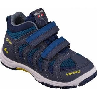 Dětské celoroční boty Viking 3-46510-7488