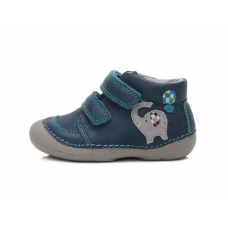 Dětské celoroční boty DDStep 015-161