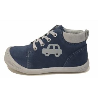 Dětské celoroční boty Protetika Baby grey