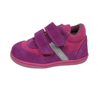 Dětské celoroční boty Jonap 051SV FIAL RůŽ
