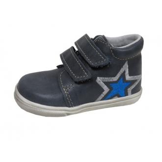 Dětské celoroční boty Jonap 022MV HvěZ MOD
