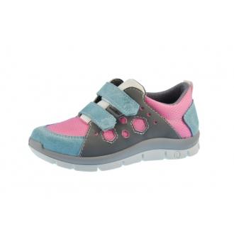 Dětské celoroční boty Ricosta John pink 91.20900/349