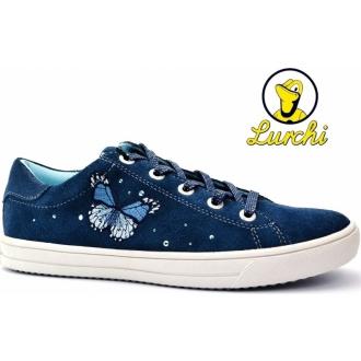 Dětské celoroční boty Lurchi Sabbi 33-13623-42