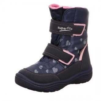 Dívčí goretexové zimní boty Superfit 3-09091-80