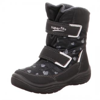 Dívčí goretexové zimní boty Superfit 3-09091-00