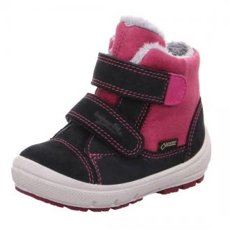 Dětské Goretexové zimní boty Superfit 3-09308-21