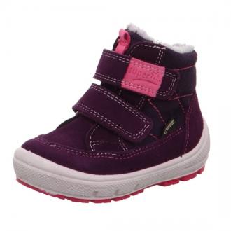 Dětské Goretexové zimní boty Superfit 3-09314-90