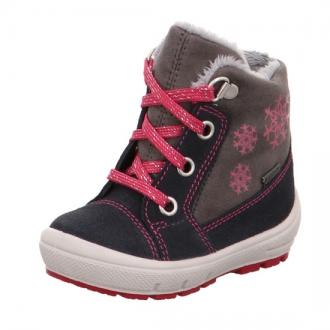 Dětské Goretexové zimní boty Superfit 3-09307-20