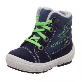 Dětské Goretexové zimní boty Superfit 3-09306-80
