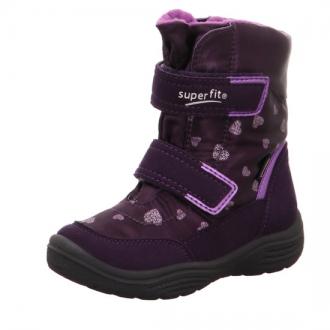 Dívčí goretexové zimní boty Superfit 3-09091-90