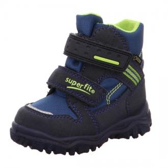 Dětské goretexové zimní boty Superfit 3-09044-81