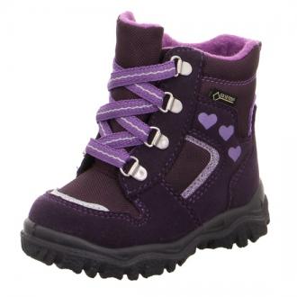 Dětské goretexové zimní boty Superfit 3-09046-90