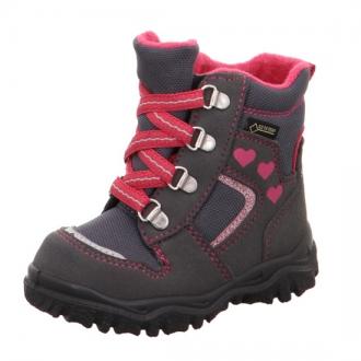 Superfit 3-09046-20 dětské goretexové zimní boty