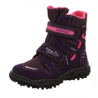 Dívčí goretexové zimní boty Superfit 3-09080-90