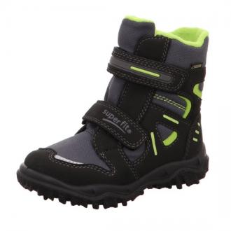 Chlapecké goretexové zimní boty Superfit 3-09080-03