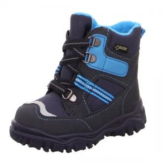 Dětské goretexové zimní boty Superfit 3-09043-80
