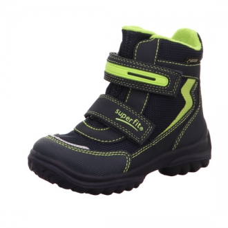 Dětské Goretexové zimní boty Superfit 3-09030-80