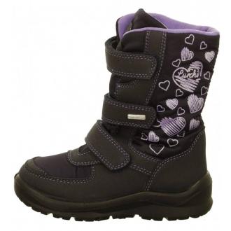 Dívčí zimní boty Lurchi 33-31027-39
