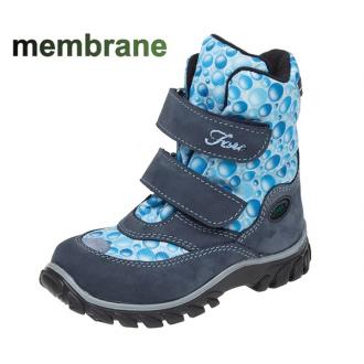 Dětské zimní membránové boty Fare 848207