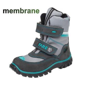 Dětské zimní membránové boty Fare 848262