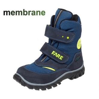 Dětské zimní membránové boty Fare 848206