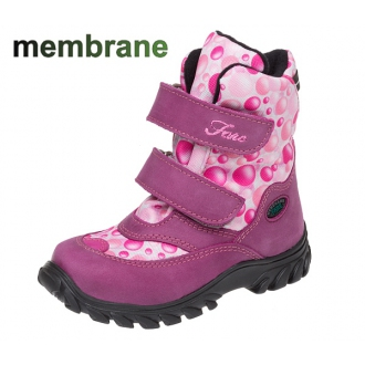 Dětské zimní membránové boty Fare 848193