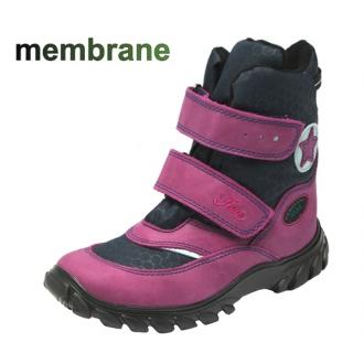 Dětské zimní membránové boty Fare 2646193