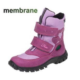 Dětské zimní membránové boty Fare 2646155