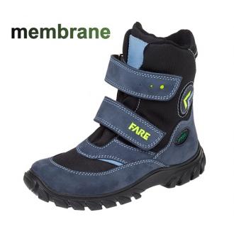 Dětské zimní membránové boty Fare 2646207 8e7eee55e9